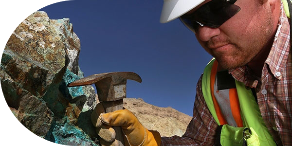 Survey Quaterra Mining
